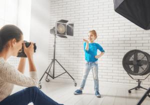 Семейная фотосессия в студии | Семейная фотостудия