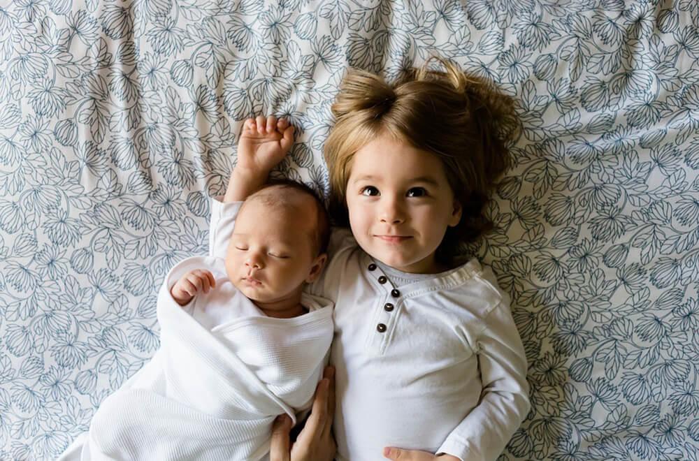 Фотосъемка для брата с сестрой