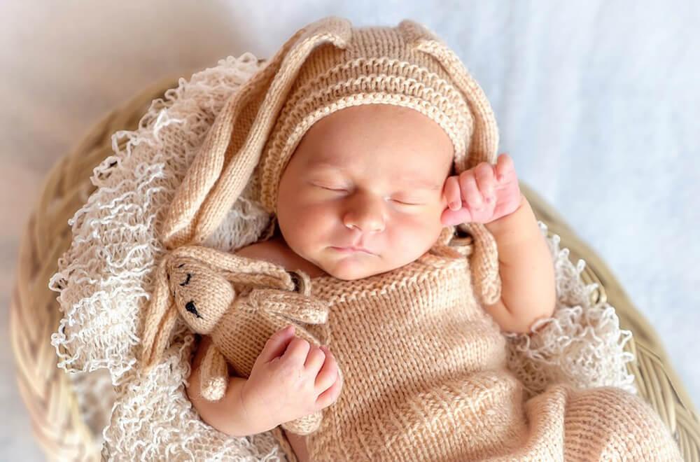 Фотосессия новорожденных в Москве