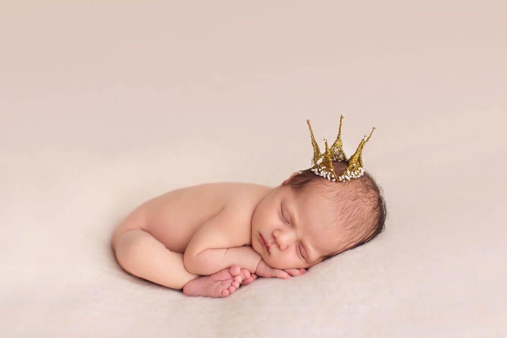 Фотосъемка новорожденного в Москве