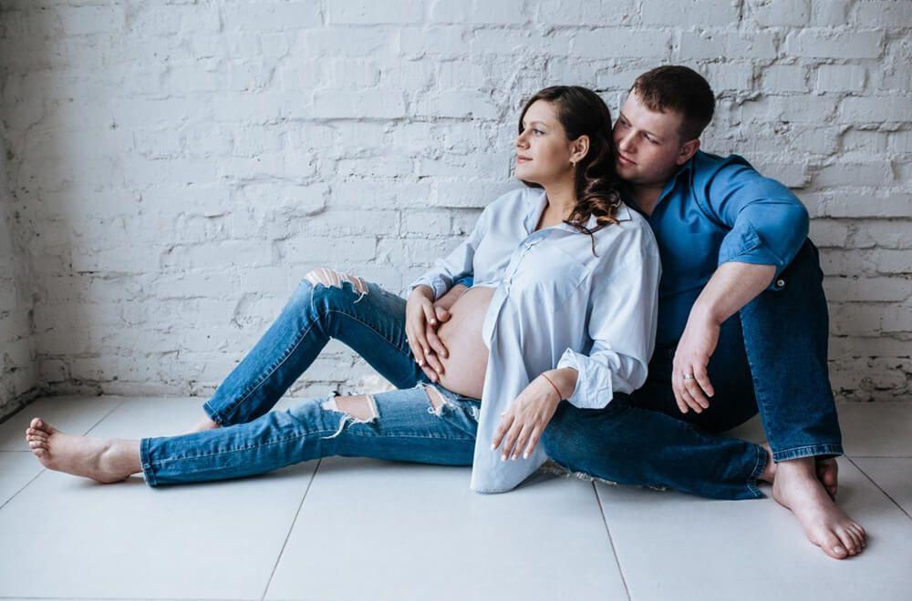 Заказать фотосъемку для беременной