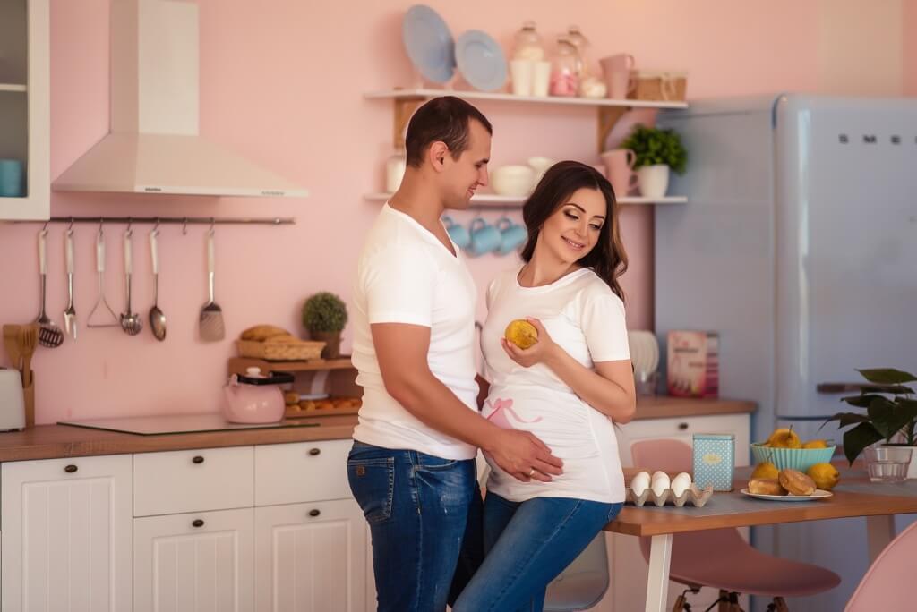 Купить фотосессию для беременных