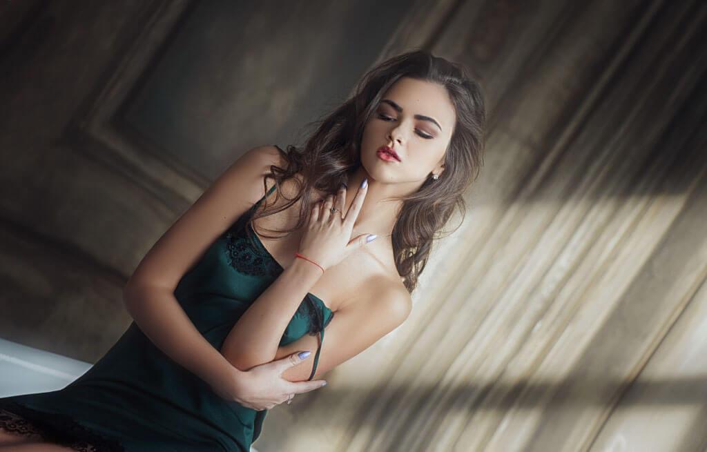 Фотосъемка девушки в Москве
