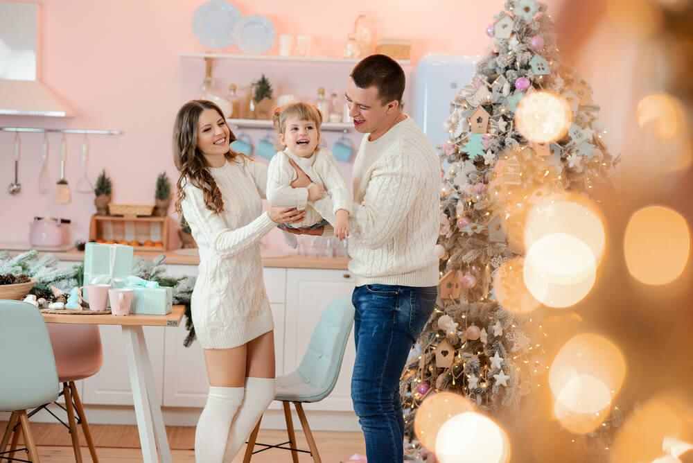 Фотосессия для семьи в Москве